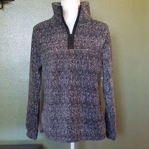 Caslon 1/4 zip Fleece Pullover